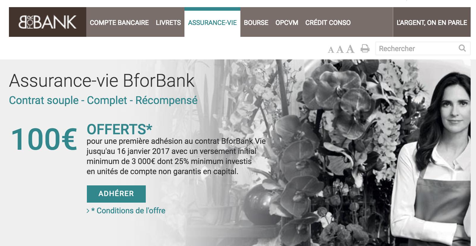 Le contrat d'Assurance Vie BforBank change de nom