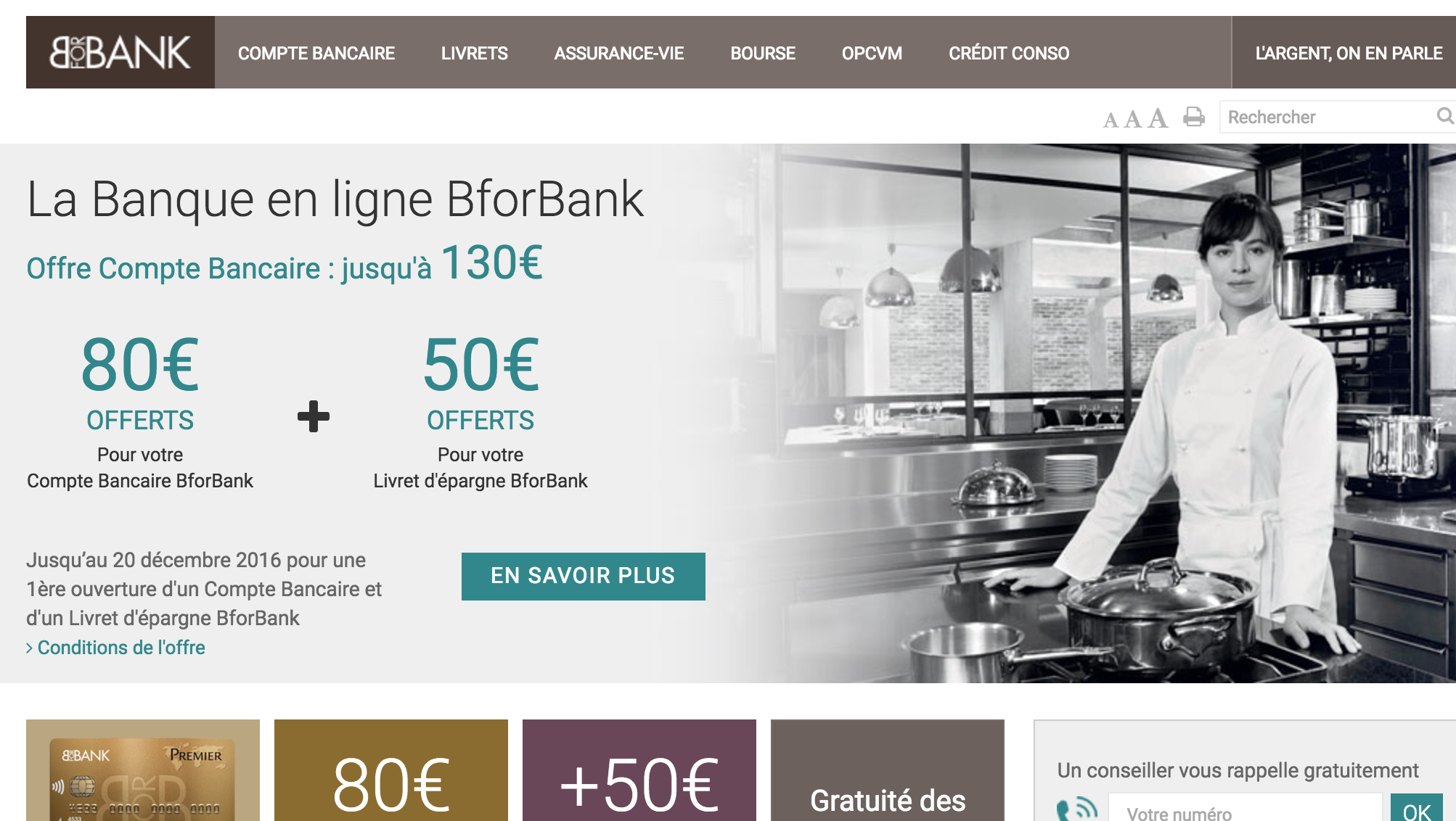 Le B Switch de BforBank aide à changer de banque facilement