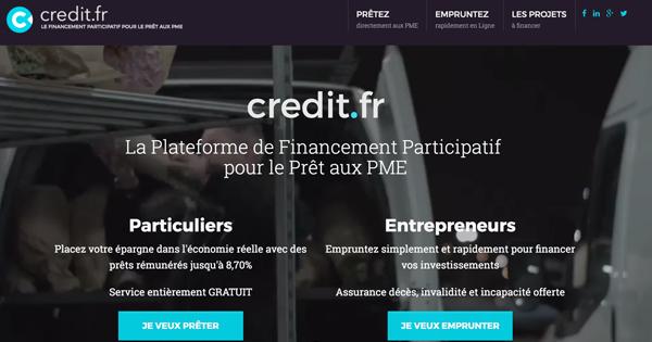 Hello Bank! s'associe à Credit.fr pour s'attaquer au crowdlending