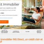 ING Direct rachat crédit