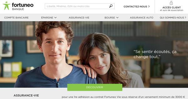 Fortuneo offre de la gestion sous mandat dès 1000 euros