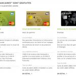 Carte World Elite Mastercard Fortuneo