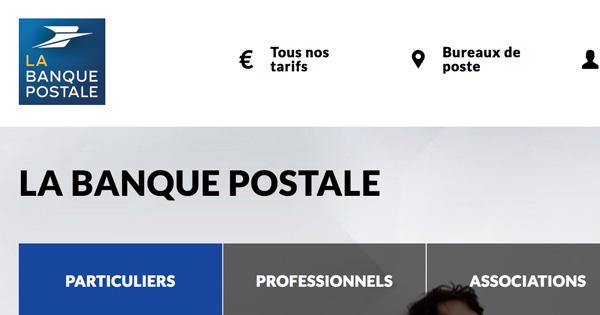 En 2018 la Banque Postale proposera une banque en ligne