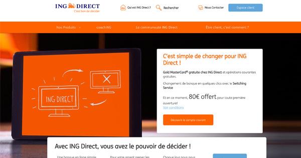 ING Direct est-il le futur Spotify de la banque en ligne ?