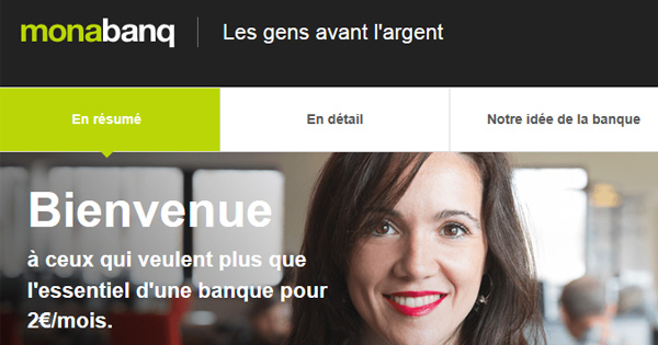 Monabanq offre 120 euros en guise de bonus de bienvenue