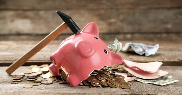28% des Européens ne possèdent pas d'épargne