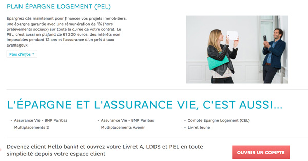 Livret Jeune Hello Bank!