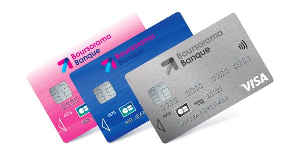 Boursorama offre le paiement sans contact NFC par carte