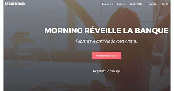Ca y est, Morning est enfin disponible en France !