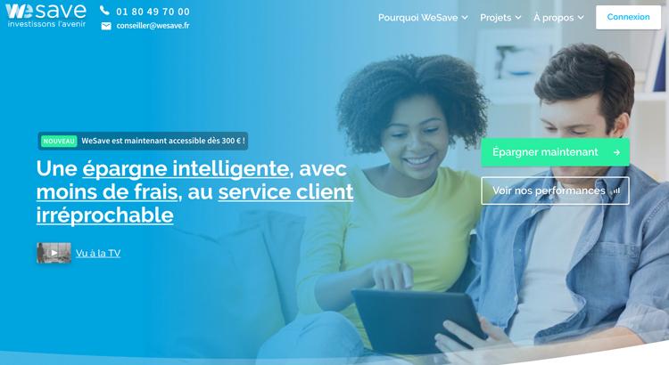 WeSave s'associe avec EasyJet pour promouvoir son offre