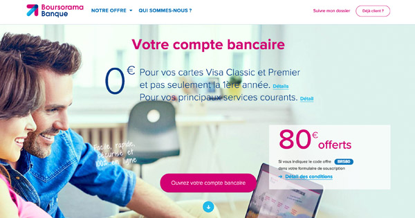 Le nombre de clients Boursorama Banque passe à 1,2 million – NTV