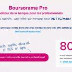 boursorama pro auto-entrepreneur