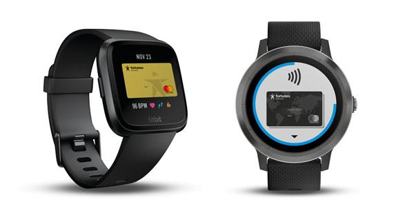 Fortuneo célèbre Fitbit Pay avec un concours sur Facebook
