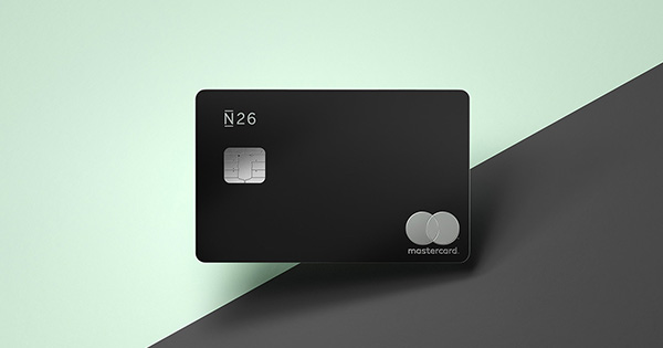 N26 lance une carte bancaire premium entièrement en métal