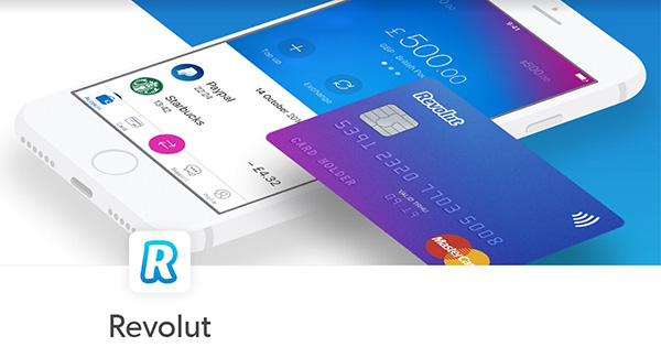 Revolut application trading